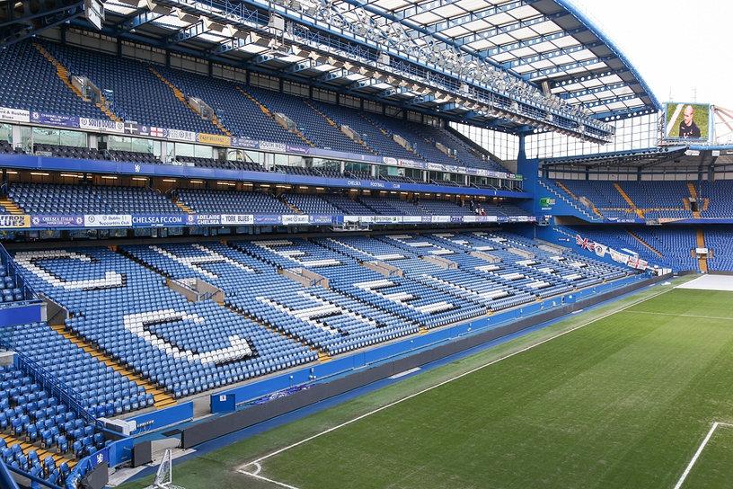 Chelsea Stadium Seats